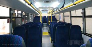 CN12 može da broji do 41 mesto za sedenje i ima izdvojeno mesto za kolica