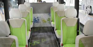 MidBasic je namenjen gradskom prevozu u retko naseljenim zonama