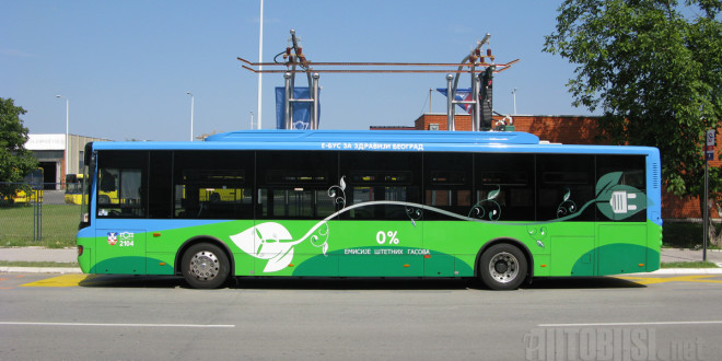 Beograd – trolejbusi protiv elektrobusa