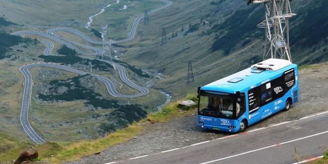 Put oko sveta za 80 dana – električnim autobusom!