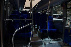 Niskoulazna Scania ima LED rasvetu kako spolja, tako i unutra