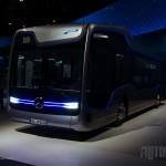 Mercedes-Benz Future Bus, autonomno vozilo na šasiji koju koristi Citaro.