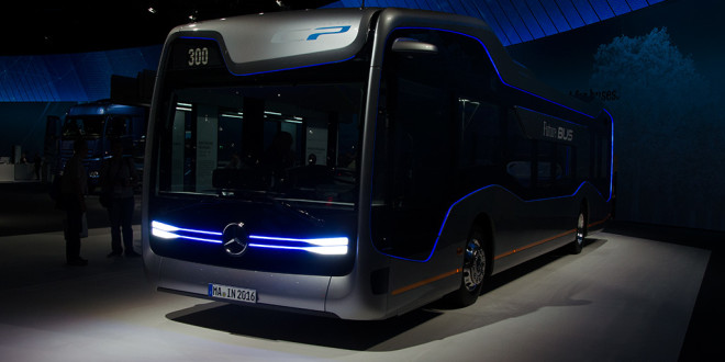 IAA 2016: Daimler bez premijera