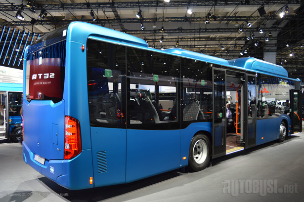 Mercedes-Benz se, kao i drugi veći proizvođači, okreće prirodnom gasu.