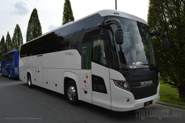 Scania još uvek pravi Touring u saradnji sa Higerom.