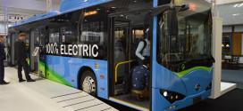 BYD predstavlja električni midibus