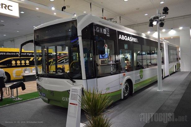 Zanimljiv dizajn vraća atraktivnost javnom prevozu.