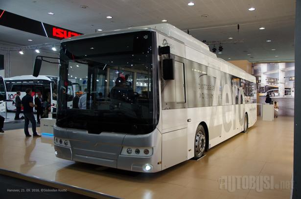 Bremen ima već tri godine iskustva sa elektrobusima.