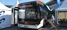 IAA 2016: Električni autobusi šansa za Kineze