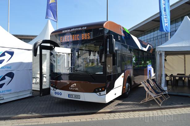 Ekova je preko stranih partnera plasirala oko deset vozila u Švedsku i Nemačku.