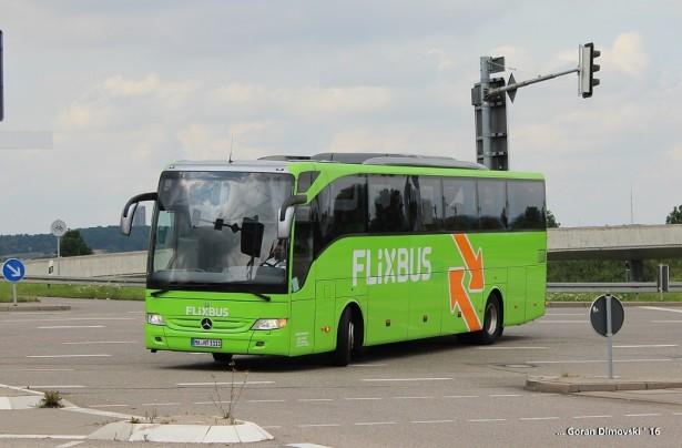 FlixBus trenutno ima pet baza, među kojima je i Zagreb. (©Goran Dimovski)