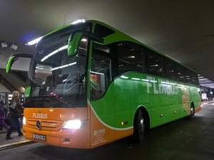 Jedan od dvadesetak hrvatskih autobusa u FlixBus šemi. (©mate, Autobusi.NET)