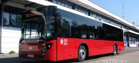 GSP Beograd kupuje nove autobuse