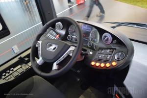 Konceptualni autobus ima 5 vrata za bržu izmenu putnika.