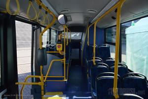 Nudi se ugradnja i trećih vrata sa kapacitetom do čak 117 putnika.