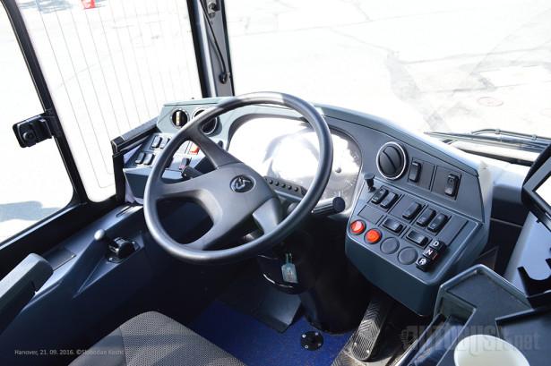 Continental VDO tabla olakšava vozaču rukovanje.