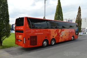 TDX21 Altano može da preveze čak 70 putnika.