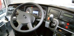 Vozački prostor nenametljiv i funkcionalan.