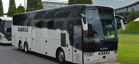 IAA 2016: VanHool na Scania šasijama