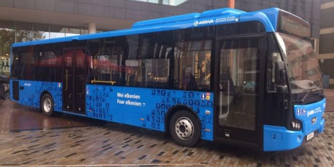 Holandska Arriva kupuje 228 VDL Citea