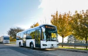 Oko 80% robe je domaće proizvodnje, a autobusi se proizvode u dve fabrike u Mađarskoj.