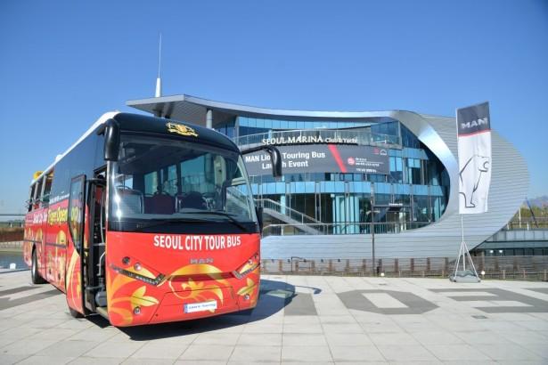 MAN Lion's Touring je prvi i jedini kabrio autobus za turističko razgledanje u Koreji