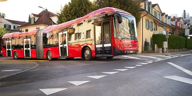 21 zglobni hibridni Volvo za Bern