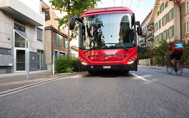 Hibridni autobusi su tiši i manje zagađuju okolinu.