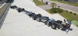 Volvo lansira najduži autobus na svetu