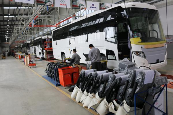 Sa poboljšanom kontrolom kvaliteta, Scania spremno očekuje razvoj kineskog tržišta.