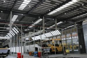 Fabrika je trenutno rezervisana za modele Touring i A30.