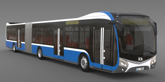 SOR sprema novi zglobni autobus?