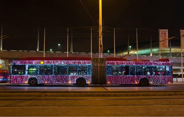 Solaris Trollino 18 u Budimpešti. ©Aron Sonfalvi