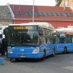 Novi Sad gasnim autobusima ka Zelenoj prestonici Evrope