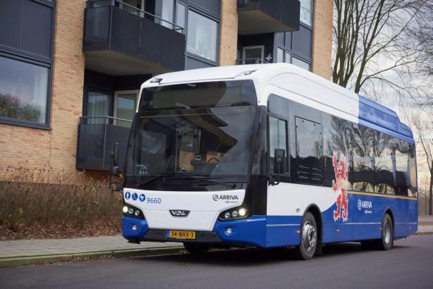 Arriva je prvi kupac električnog niskoulaznog midibusa VDL Citea LLE-99 Electric