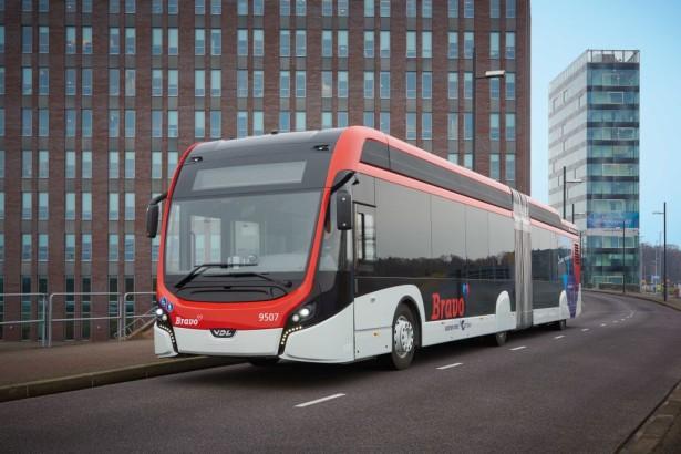 VDL Citea SLFA Electric će saobraćati na najfrekvetnijim linijama u Ajndhovenu.