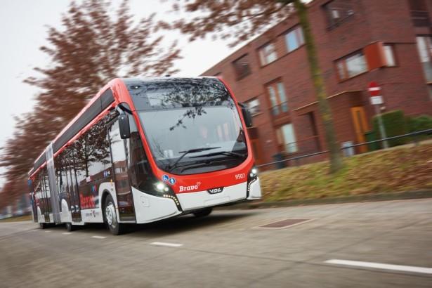 Inovativni i futuristički BRT dizajn.