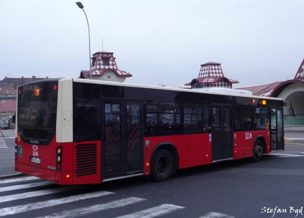 Nedavno isporučeni IK-112M u saobraćaju. © Stefan Nikolić