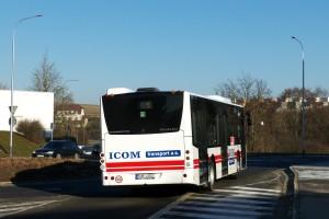 Prvih 10 autobusa se već nalazi u saobraćaju, a očekuje se isporuka još 11 ove godine. © Marek Juránek, Československy Dopravak