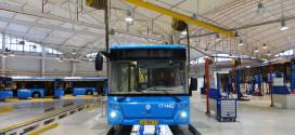 LiAZ isporučio Moskvi 436 autobusa