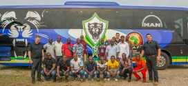 MAN Lion's Coach – zvanično vozilo Afričkog kupa nacija