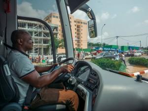 Vozači su prošli kroz petodnevnu teorijsku i praktičnu obuku. © MAN Truck & Bus