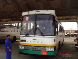 Jugoslovenska vozila popularna među arapskim prevoznicima. U pozadini se vidi i rashodovani TAM 190A11 PO-TI. © Autobusi.NET