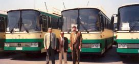 Sanos autobusi u Saudijskoj Arabiji