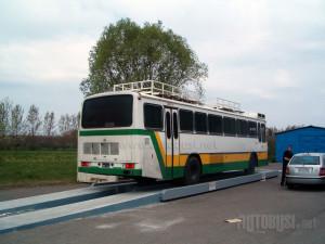 Jednostavnost izrade omogućio rekarosiranje autobusa iz 1987. godine. © Saša Conić