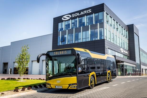 Postbus će biti prvi prevoznik koji će u floti imati midi Urbino najnovije generacije. © Solaris Bus & Coach