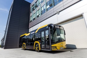 Postbusovi Solarisi će isporučivati čak 320 konjskih snaga. © Solaris Bus & Coach