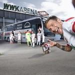 MAN sponzoriše timove Bundeslige od 2010. godine. © MAN Truck & Bus