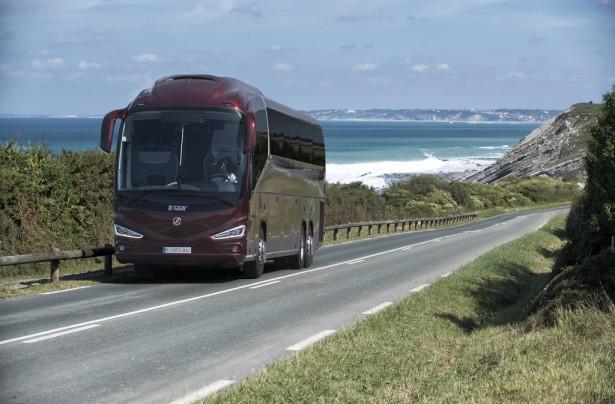 Novi autobus je, kako iz Irizara kažu, dostojni naslednik legendarnog modela PB. © Irizar