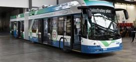 Debituje novi švajcarski trolejbus